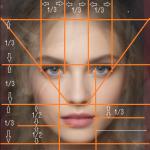 美容鍼灸美顔率顔の黄金比率