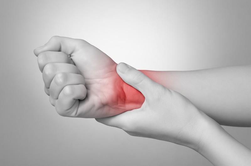 腱鞘炎手首痛み